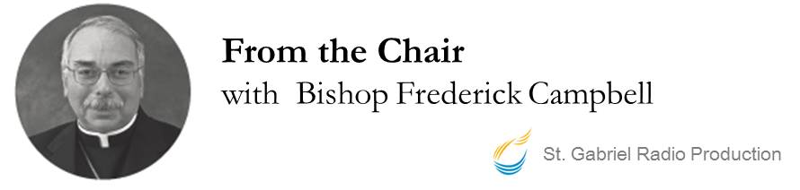 Call Bishop Campbell this Tuesday at 5:00 P.M.