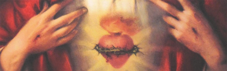 Why and how do you enthrone the Sacred Heart of Jesus in your home?