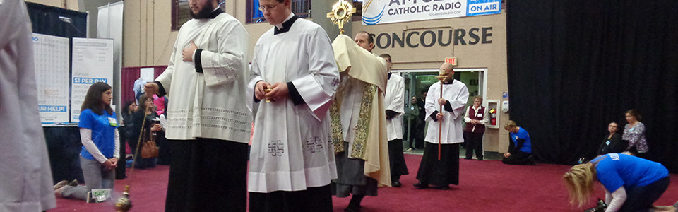 Columbus Catholic Women's Conference, February 18th