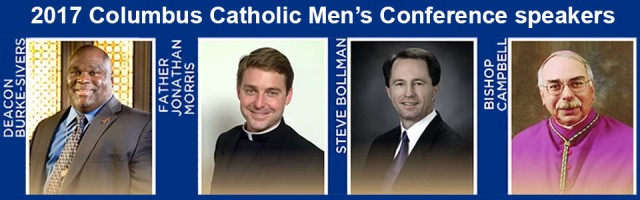 Columbus Catholic Men's Conference, Saturday February 25th