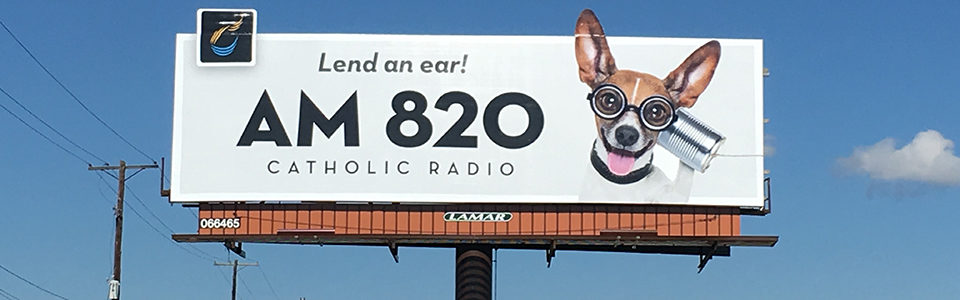 AM 820 Lend An Ear – tell a friend!