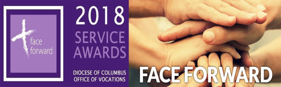 There's still time to apply! Face forward student service award
