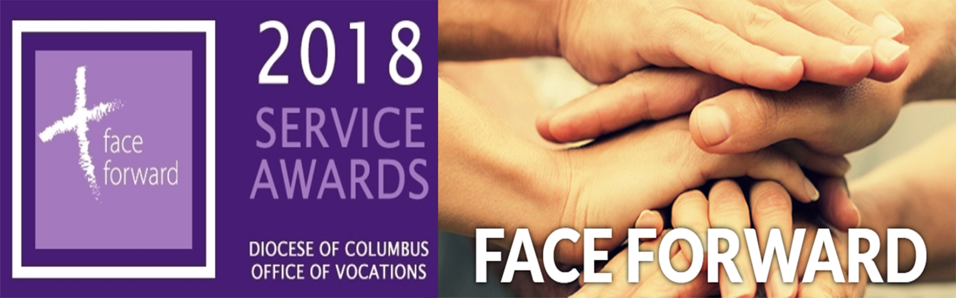 Face forward student service award application
