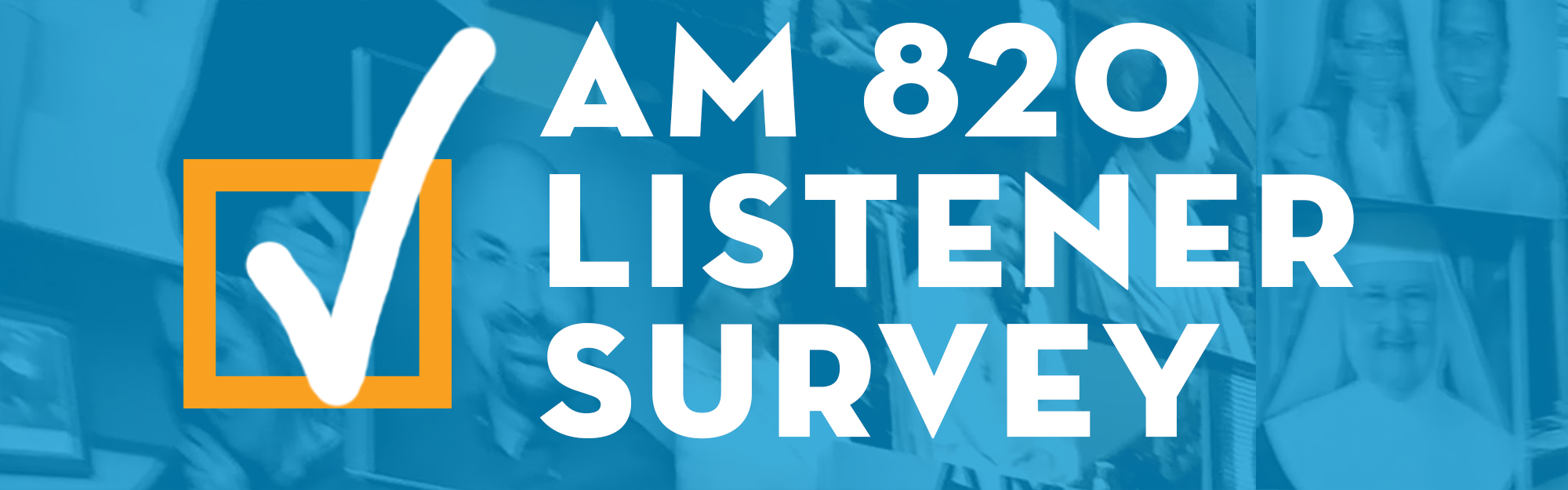 Tell us about your AM 820 radio experience