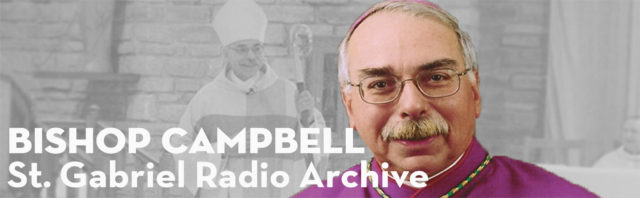 Bishop Campbell on AM 820