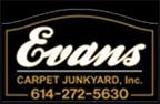 Evans Carpet Junkyard Logo