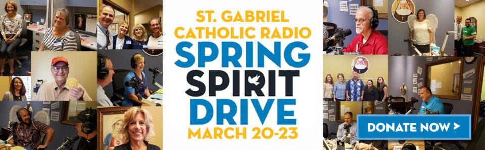 2019 Spring Spirit Drive March 20 through 23
