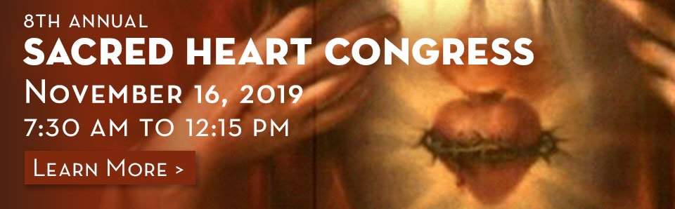 2019 Sacred Heart Congress