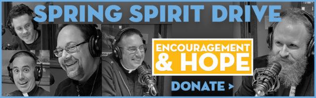 Spring Spirit Drive – Donate