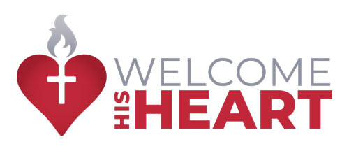 Welcome His Heart dot com logo