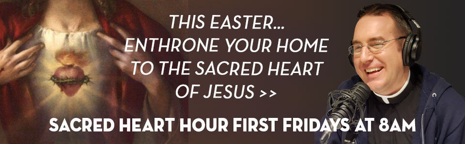 Enthrone Your Home This Easter