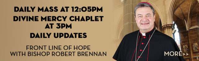 Front Line of Hope With Bishop Brennan