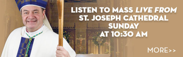 Sunday Mass From St Joseph Cathedral Post 2