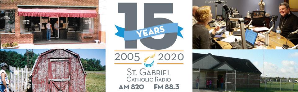 St Gabriel celebrates 15 years