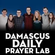 Damascus Daily Prayer Lab – Revelation 4:1-11