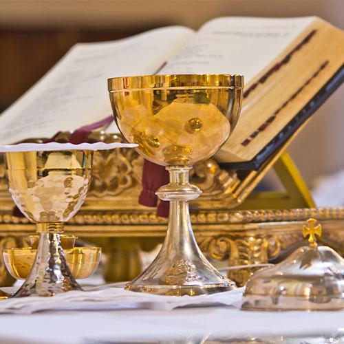 Daily Mass Image