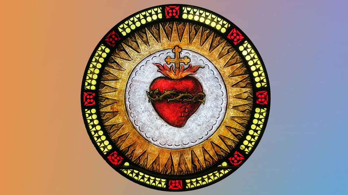 Enthrone Your Home to the Sacred Heart of Jesus