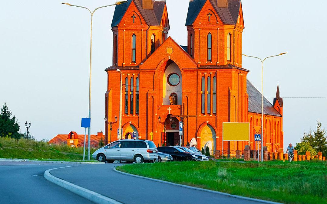 When Passing A Catholic Church