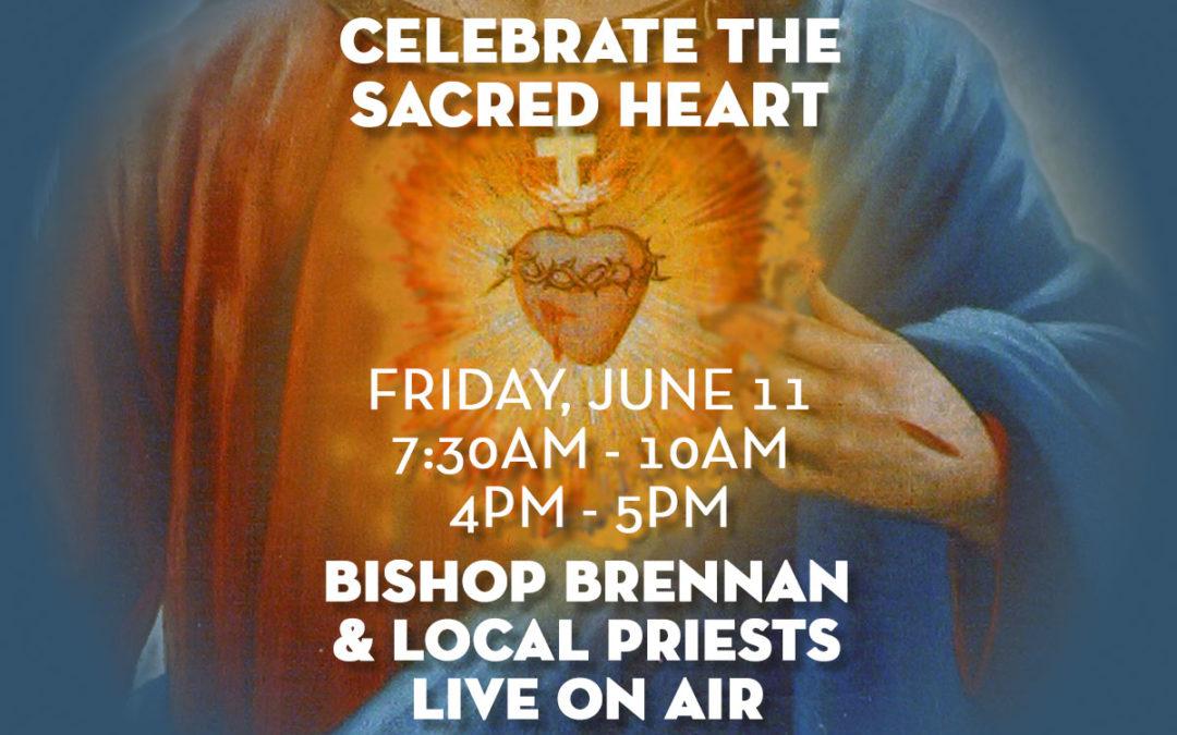 Celebrate the Sacred Heart of Jesus