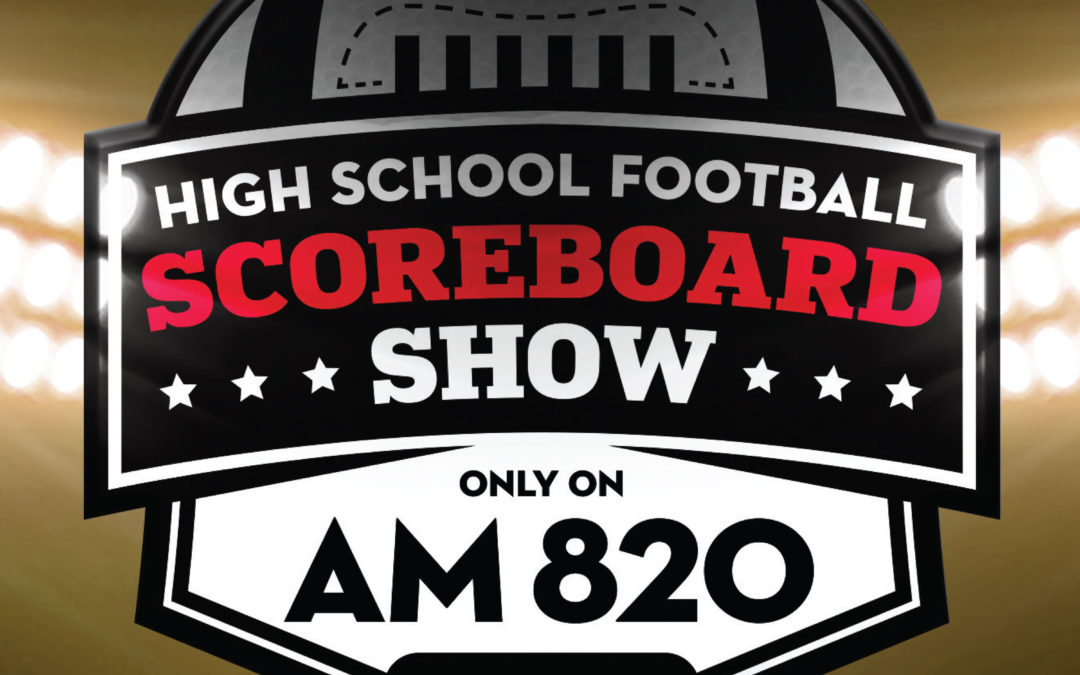 High School Football Scoreboard Show – October 15, 2021