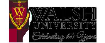 Walsh University Logo