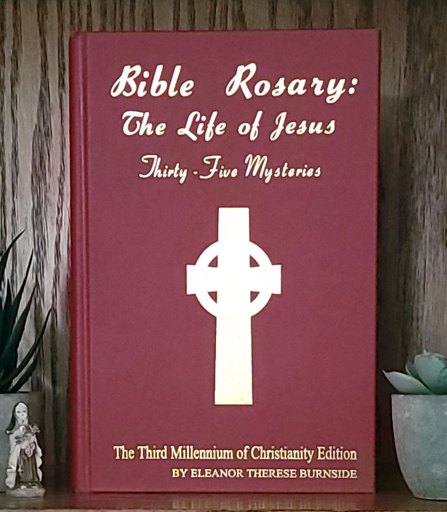 The Bible Rosary Life of Jesus 35 Mysteries